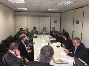 AFEAL marca presença em reunião no Ministério das Cidades