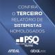 Terceira lista de sistemistas homologados pelo PSQ no ar!