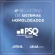 Quarta lista de sistemistas homologados pelo PSQ no ar!